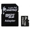 SmartBuy microSDXC Class 10 128GB + SD-adapter, купить за 3 630руб.