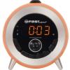 Радиоприемник First FA-2421-6 оранжевые, радио-часы, купить за 1 960руб.