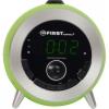 Радиоприемник First FA-2421-6 зеленые, радио-часы, купить за 1 960руб.