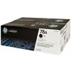Картридж HP 78A 2-pack Черный, купить за 7630руб.