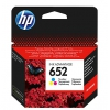Картридж HP 652 Цветной, купить за 990руб.