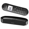 радиотелефон DECT Panasonic KX-TGK310RUB Черный