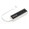 5BITES HB34-306BK (4 порта USB 3.0, пассивный), бело-чёрный, купить за 1 150руб.