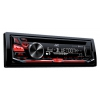 Автомагнитола JVC KD-R771BTE (красная подсветка), купить за 5 970руб.