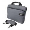 Сумка для ноутбука PC PET PCP-A1215 GY, 15.6'', серая, купить за 960руб.