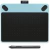 Планшет для рисования WACOM Intuos Draw Pen Small (CTL-490DB-N), голубой, купить за 5 015руб.