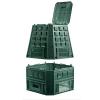 Компостер садовый Prosperplast Evogreen (850 л) зеленый, купить за 6 500руб.