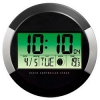 Часы интерьерные Hama PP-245 H-104936 черные, купить за 2649руб.