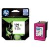 Картридж HP 121XL CC644HE Color, купить за 2 570руб.