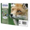 Картридж Epson T1285 Multipack (4 цвета), купить за 2 580руб.