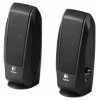 Компьютерную акустику Logitech S120 Black, купить за 1260руб.