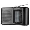 Радиоприемник VITEK VT-3590 BK Чёрный, купить за 1 500руб.