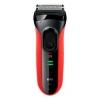 Электробритва Braun 3050cc красная/черная, купить за 11 160руб.