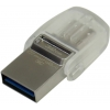 Usb-флешка Kingston DataTraveler microDuo 3.0 32GB (USB 3.1 + Type C), купить за 1 350 руб.