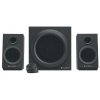 Компьютерная акустика Logitech Z333 2.1 Black, купить за 3 930руб.