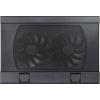 """DEEPCOOL WIND PAL FS (охлаждающая, 15,6""""), чёрная, купить за 1 155руб."""