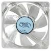 Кулер DeepCool Xfan 80L/B синяя подсветка, купить за 180руб.