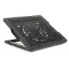 Подставку для ноутбука ZALMAN ZM-NS1000 (охлаждающая, 13'', 2xUSB), чёрная, купить за 810руб.