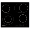 Варочная поверхность Samsung C61R1CDMST, чёрная, купить за 17 920руб.