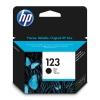 Картридж HP 123 Черный, купить за 575руб.