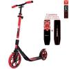 Самокат для взрослых Y-Scoo RT 250 One&One, красный, купить за 4690руб.