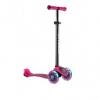 Самокат для взрослых Y-Scoo Globber Primo Plus Titanium Neon розовый, купить за 2870руб.
