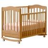 Детская кроватка Гандылян Ванечка Махагон (качалка), купить за 8 560руб.