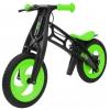 Беговел Hobby-bike RT FLY В черная оса Plastic, зеленый, купить за 5 385руб.