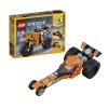 Конструктор Lego Creator Жёлтый мотоцикл, купить за 1 210руб.