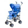 Коляска LikoBaby City Style BT109 голубая, купить за 3 990руб.