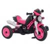 Трехколесный велосипед Berger XG6333, розовый, купить за 3 450руб.