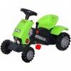 Товар для детей Каталка-трактор Coloma Turbo-2 с педалями зеленый, купить за 5 875руб.