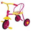 Трехколесный велосипед 1toy Barbie розовый, купить за 1 480руб.