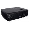 Мультимедиа-проектор Optoma S340 DLP, черный, купить за 19 920руб.