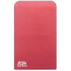 Корпус для внешнего жесткого диска AgeStar 3UB2O1 (2.5'', microUSB 3.0), красный, купить за 555руб.