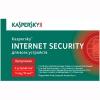 Kaspersky Internet Security Multi-Device Russian Ed. 3-Device, продление лицензии на 1 год, купить за 1 265руб.