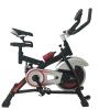 Велотренажер DFC VT-8302R, красно-серебристый, купить за 13 700руб.