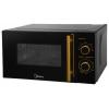 Микроволновая печь Midea MM820CMF-BG черная, купить за 5 880руб.
