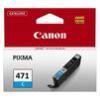 Картридж CANON CLI-471C Голубой, купить за 900руб.