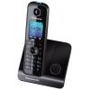 Радиотелефон Panasonic KX-TG8151RUB DECT, черный, купить за 4 400руб.