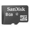 Sandisk microSDHC Card 8GB Class 4, ������ �� 320���.