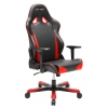 Компьютерное кресло Dxracer OH/TS29/NR TANK черное/красное, купить за 44 400руб.