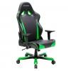 Игровое компьютерное кресло DXRacer Tank OH/TS29/NE, черное/зеленое, купить за 40 960руб.