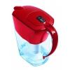 Фильтр для воды Аквафор Кувшин Премиум, красный, купить за 835руб.