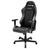 Игровое компьютерное кресло DXRacer OH/DF73/NG, черно-серое, купить за 24 410руб.