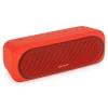 Портативная акустика Sony SRS-XB40, красная, купить за 13 590руб.