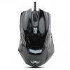 CROWN CMXG-1100 BLAZE Black USB (6 кнопок), купить за 810руб.