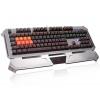 Клавиатуру A4Tech B740A USB, серебристо-чёрная, купить за 3840руб.