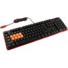 Клавиатура A4Tech Bloody B2278, Черно-красная, купить за 1 815руб.