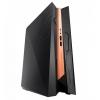 Фирменный компьютер Asus ROG GR8 II T113M (Core i5-7400/8Gb/1128Gb HDD+SSD/DVD нет/NVIDIA GeForce GTX1060 3Gb/Wi-Fi/Bluetooth/DOS), чёрно-золотистый, купить за 55 335руб.
